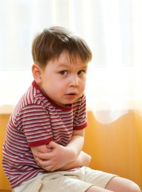 Photo of Пронос у дитини