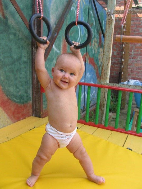 Photo of Спортивний комплекс в будинку – необхідність для розвитку дітей. Дитячий спортивний комплекс для дому. Фізичний розвиток дітей