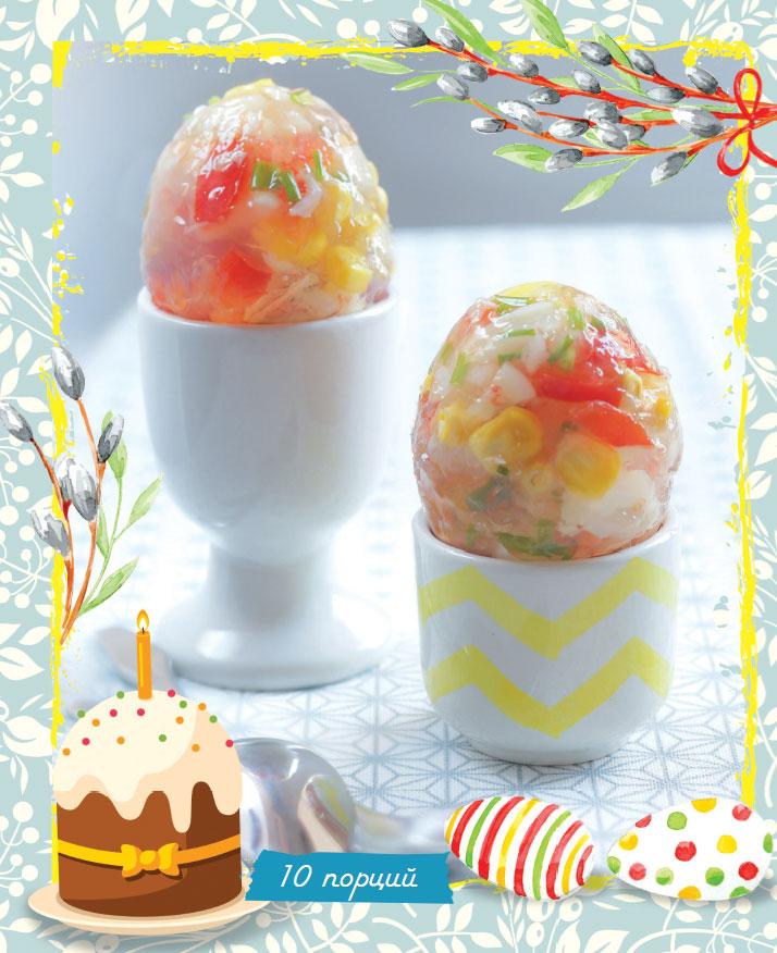 Photo of Рецепти на Великдень: холодець в яйцях і телятина в духовці.