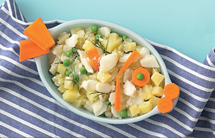 Photo of Дитячі страви, рецепти: картопляні запіканки з фаршем і рибою.