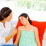 Photo of Як поговорити з дівчинкою про менструальному циклі