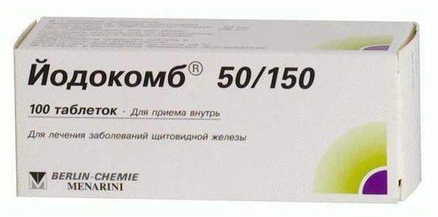 Photo of Йодокомб: інструкція із застосування гормональних таблеток