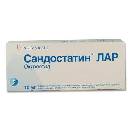 Photo of Сандостатин Лар: інструкція по застосуванню розчину