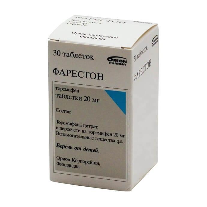 Photo of Фарестон: інструкція із застосування таблеток