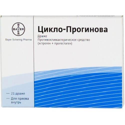 Photo of Цикло-Прогінова: інструкція по застосуванню драже