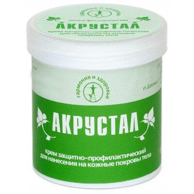 Photo of Акрустал: інструкція із застосування мазі