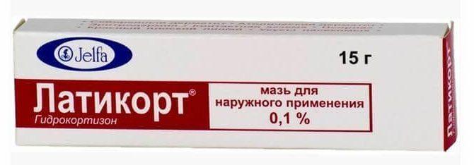 Photo of Латикорт: інструкція по застосуванню крему, мазі і розчину
