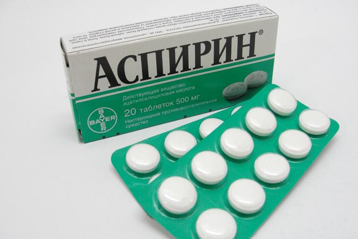 Photo of Аспірин від головного болю