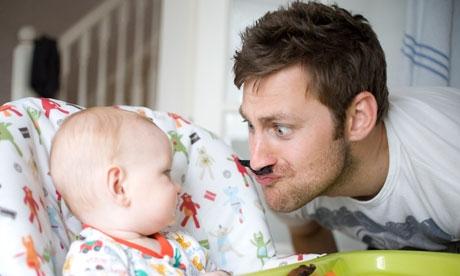 Photo of Залучення батька до догляду за новонародженим