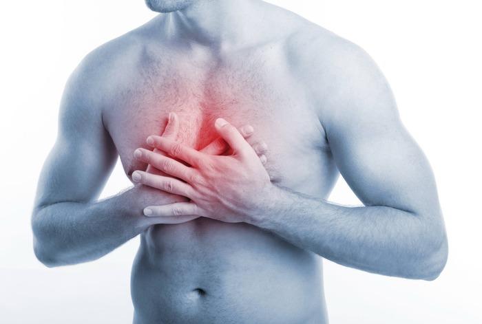 Photo of Болить в лівій стороні грудної клітки
