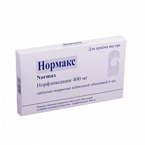 Photo of Нормакс: інструкція із застосування таблеток