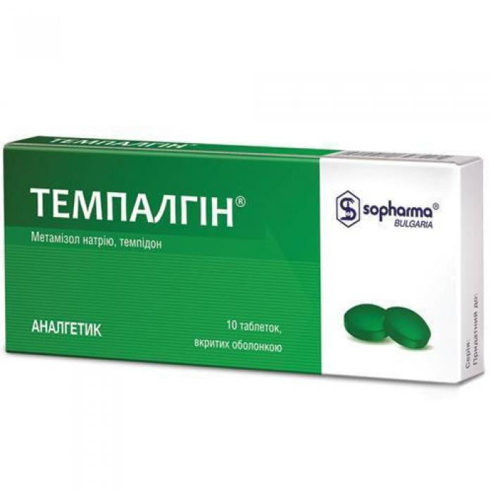 Photo of Темпалгін від головного болю