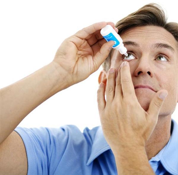 Photo of Побічні ефекти очних крапель