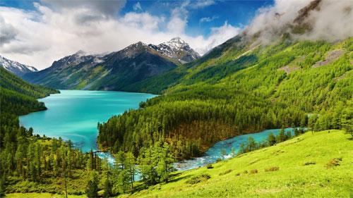 Photo of Мальовнича природа і цілюще повітря Гірського Алтаю