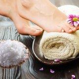 Photo of Ефективні ванночки для ніг з морською сіллю