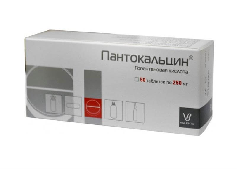 Photo of Пантокальцин: інструкція із застосування таблеток