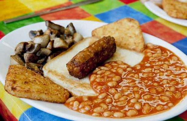 Photo of Вчені розповіли, як англійський сніданок допомагає лікувати рак
