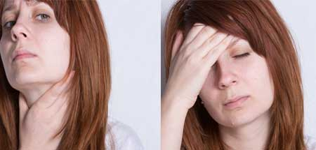 Вирус эпштейна-барр симптоматика