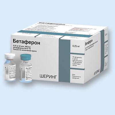 Парацетамол при рассеянном склерозе