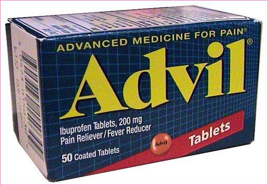 лекарственный препарат для снятия боли на основе ибупрофена