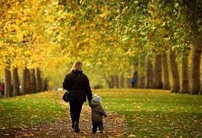 прогулки обязательны для детей с легокой формой коклюша