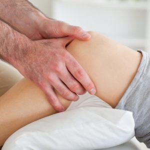 Как в домашних условиях вылечить ушибленное колено